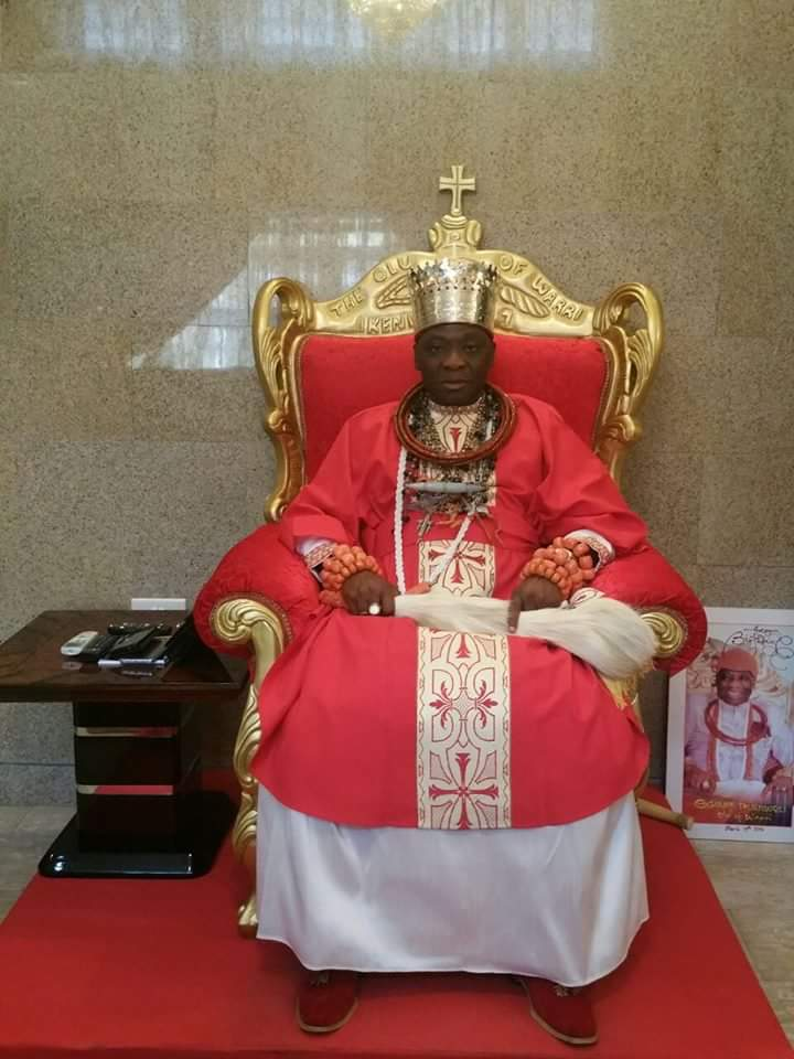 current olu of warri