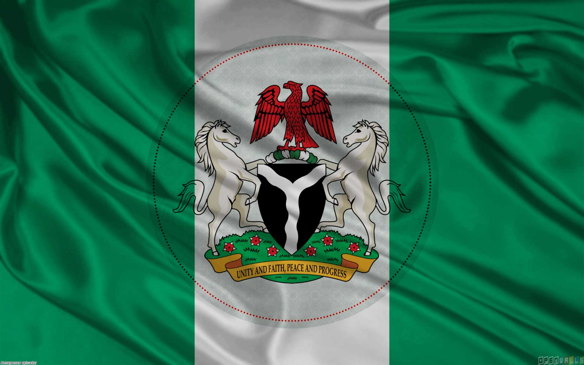 Nigerian State Flag