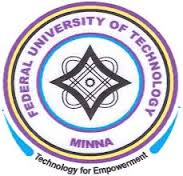 Federal University of Technology Minna Logo