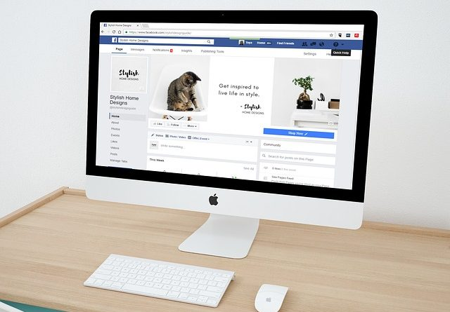 facebook website