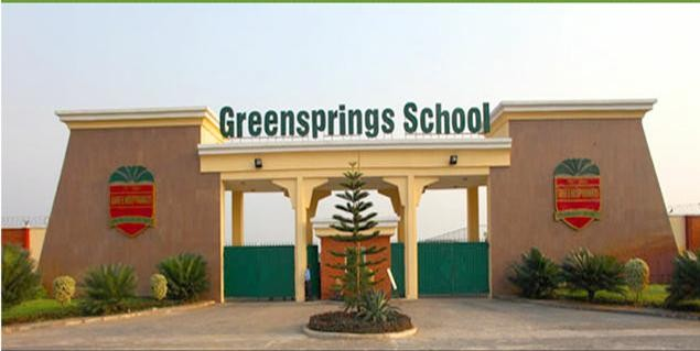 Greensprings School Lagos