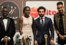 Mohammed Salah wins African Footballer of the Year 2017