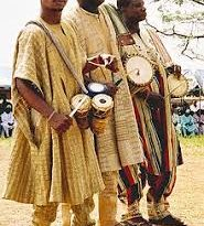 Drummers in Kwara State