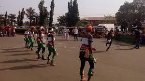 Traditional Dancers in Ebonyi