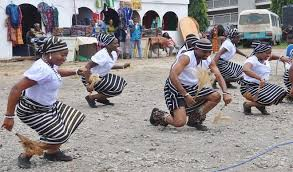 Traditional Dancers in Benue