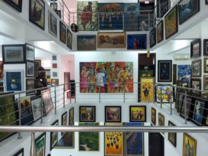 10 Places You can buy art in Lagos