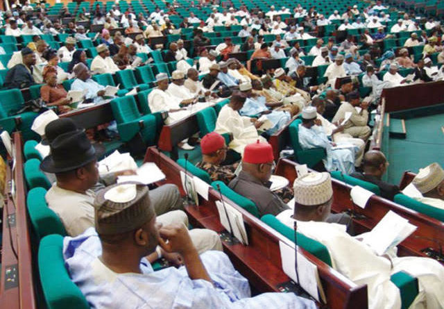 Crisis, APC, House of Reps, Buhari, 2019 elections