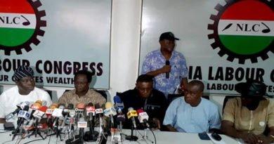 Labour unions, Strike, Buhari, Meeting