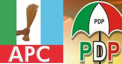 PDP, APC, IDPs, Benue State, 2019 elections
