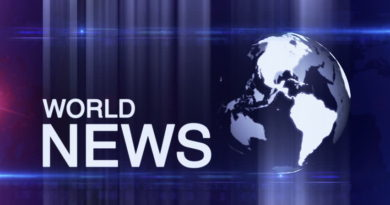 latest world news