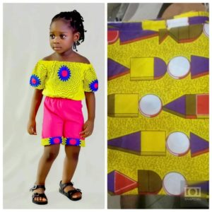 Cool Children Ankara Styles