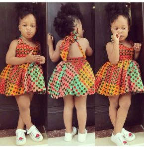Latest Baby Ankara Styles