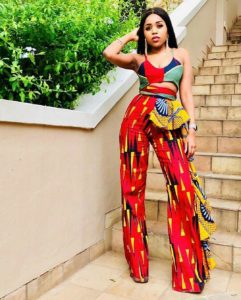 Beautiful Ankara Jumpsuit