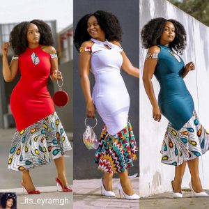 Latest Modern Ankara Gowns