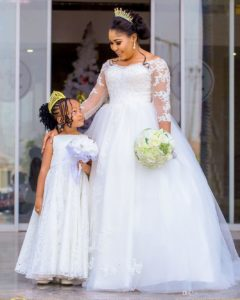 latest Nigerian wedding pictures