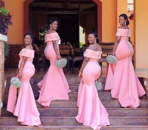 Latest Bridesmaid Styles