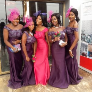 Stunning Bridesmaid Styles