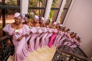 beautiful bridesmaid pictures