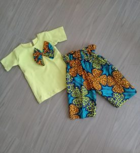 Cool Ankara Dress