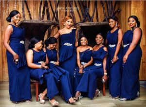 Beautiful Bridesmaid Gowns