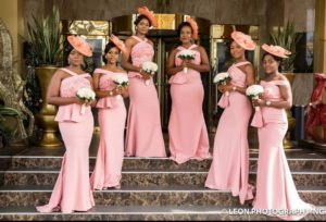 Latest Bridesmaid Gowns