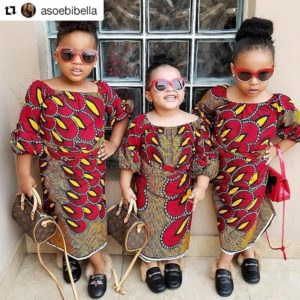 Beautiful Baby Ankara Styles