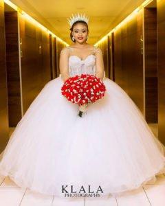 latest wedding dress