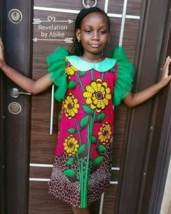 Beautiful Ankara Dress