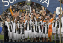 Juventus Win Their First Supercopa Title Since 2015