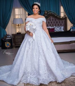 nigerian wedding gowns