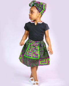 Beautiful Children Ankara Styles