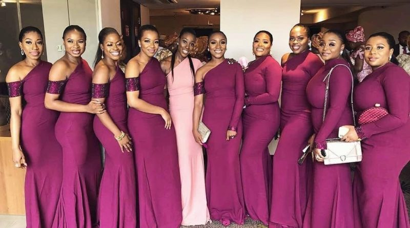 d2a358b2f2 Latest Bridesmaid Dresses in 2019