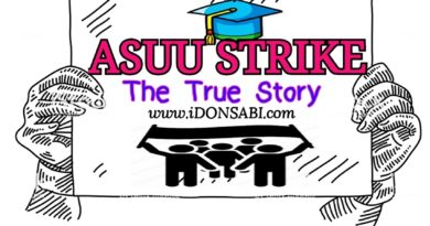 ASUU Strike: The True Story