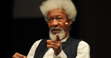"""Nigeria is Building a Generation of Illiterates"" – Wole Soyinka"