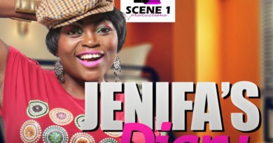 Jenifa's Diary,comedy,TV series