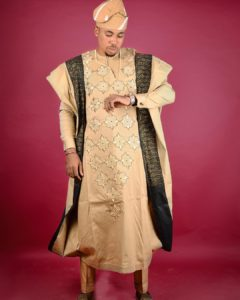 Lovely Agbada Styles