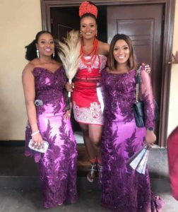 Lovely Asoebi Dress