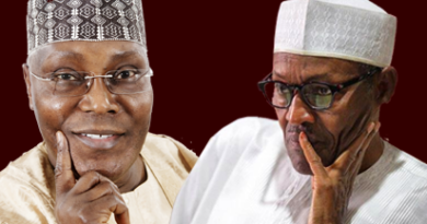 Atiku VS Buhari: See The Document of Tribunal Judgment