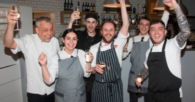 Chef turns up for work after winning £4.2m bet