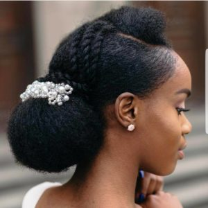 35 Stunning Hairstyles For Nigeria Brides