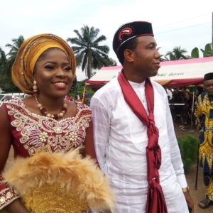 Lovely Ibibiowedding Styles