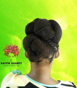 Stunning Natural Hair Sty;es