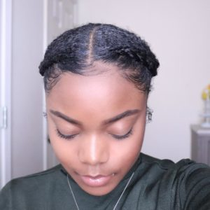 Ladies Natural Hair Styles