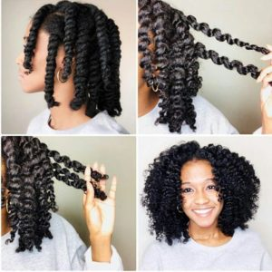 Stunning Natural Hair Styles