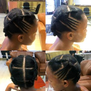 Women Natural Hair Styles