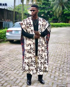 Special Agbada Styles