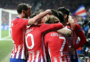 Double Gs Gimenez And Godin Tipped Over A Horrible Juventus To Give Atletico Madrid A Fine Win.