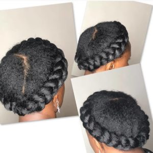 Amazing Natural Hair Styles