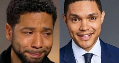 Trevor Noah says Jussie Smollet deserves an Oscar if he lied about his attack