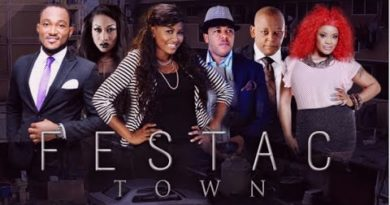 Festac Town, Movies, TV series